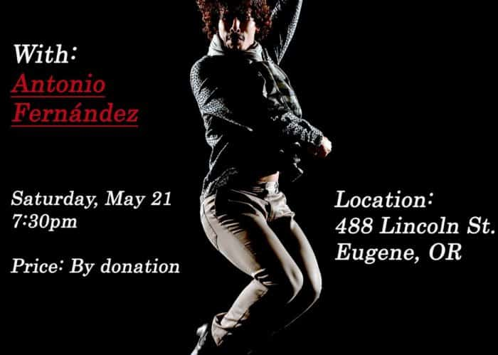 Noche Flamenca Oregon Wine LAB